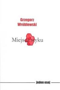 Miejsca styku | Grzegorz Wróblewski